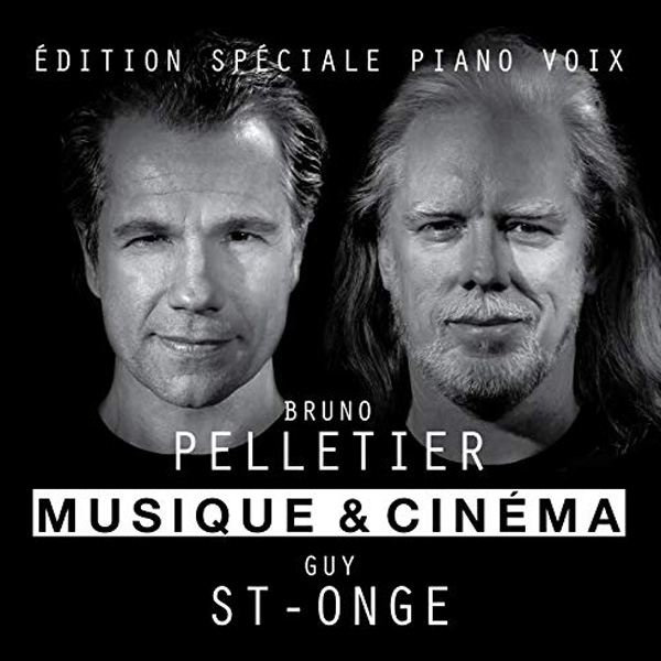 Bruno Pelletier - Piano/voix